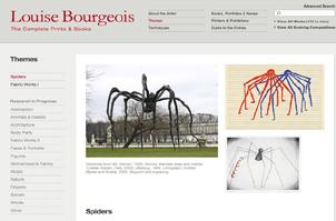 El MoMA lanza una web homenaje a Bourgeois