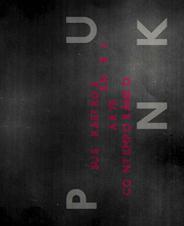 PUNK. Sus rastros en el arte contemporáneo
