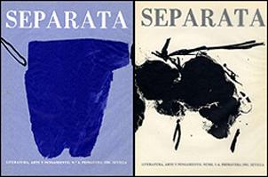 El CAAC celebra una exposición-homenaje a Separata