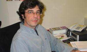José Garasino,  director general de la Academia Española de Cine