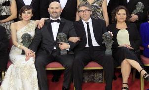Nominaciones premios Goya