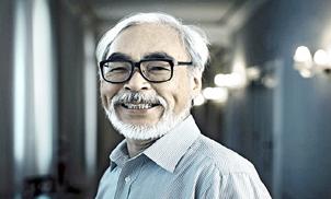 Hayao Miyazaki deja el cine