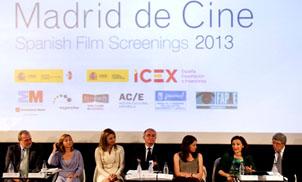 VIII edición de Madrid de Cine