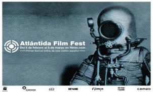 Atlántida Film Fest. Festival online de cine inédito español